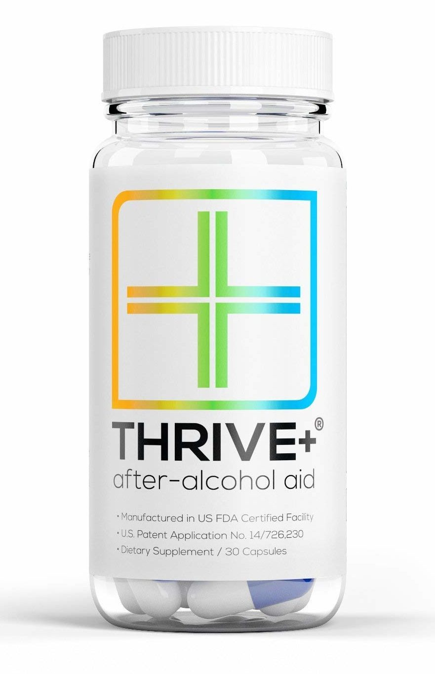 Thrive hangover cure