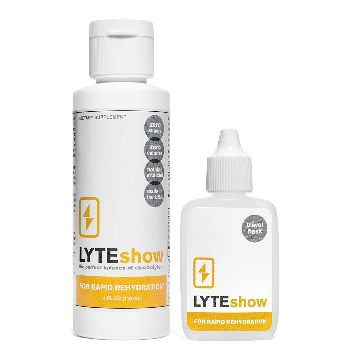 LYTEshow Review – Can A Pure Electrolyte Drink Solve Our Hangover Woes?