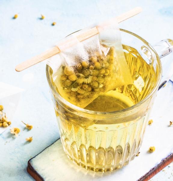 Camomile Tea hangover
