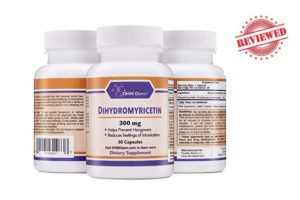 DHM Depot's Dihydromyricetin Hangover Cure Review