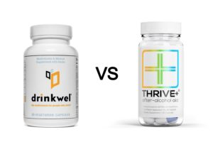 Drinkwel vs Thrive