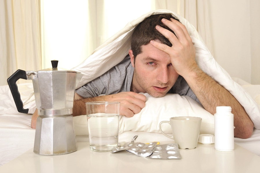 Hangover Nausea –  what are the causes and remedies?
