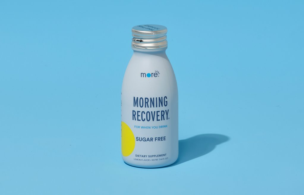 Morning recovery sugar free