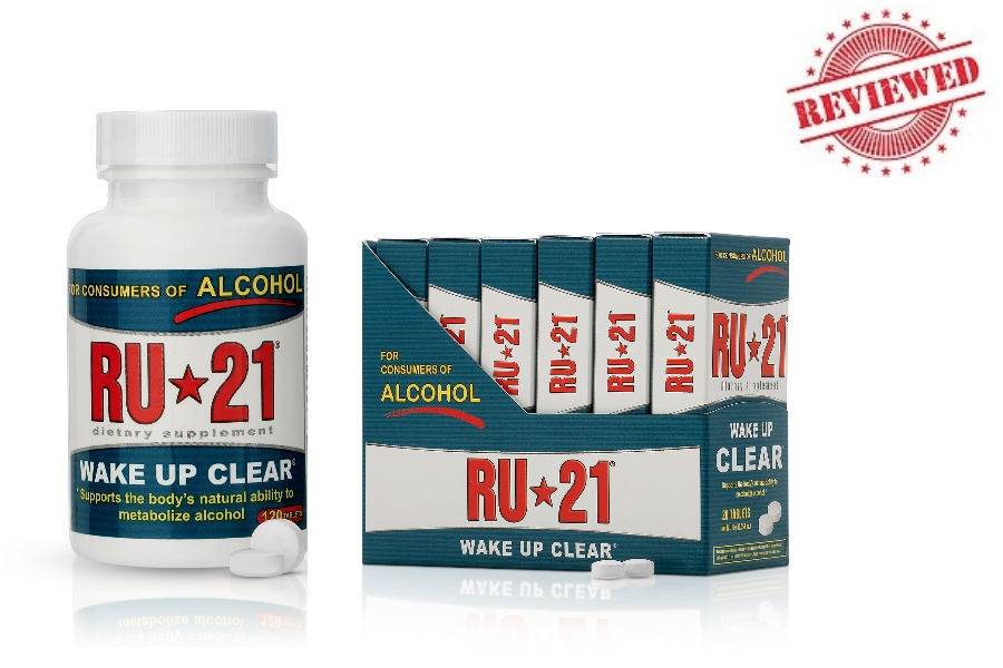 RU-21 Hangover Pill Review: A Russian Remedy Used By The KGB