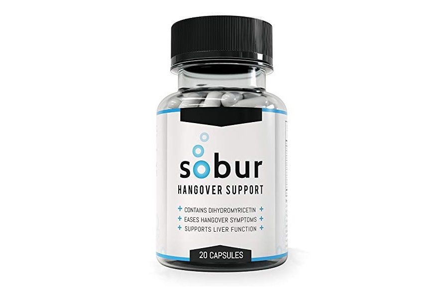 Sobur for Hangovers Review: Can this pill cure hangovers?