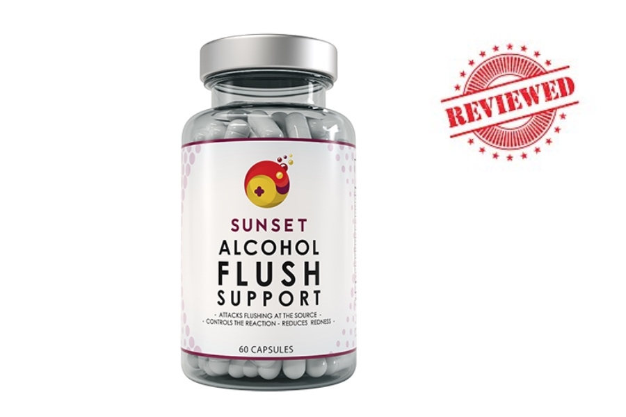 Sunset Asian Flush Review: Does It Work?