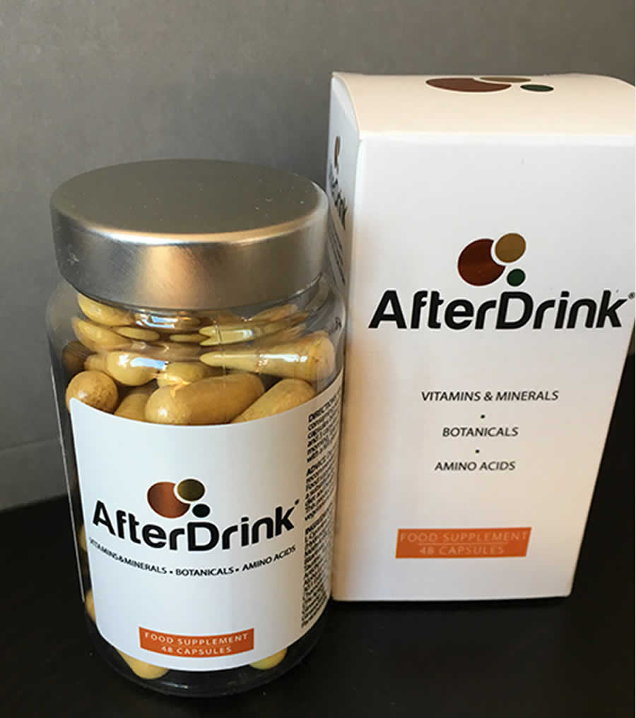 AfterDrink Pills