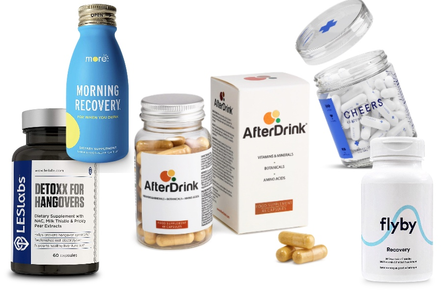 Best Hangover Supplements 2019 – Ranked and Reviewed