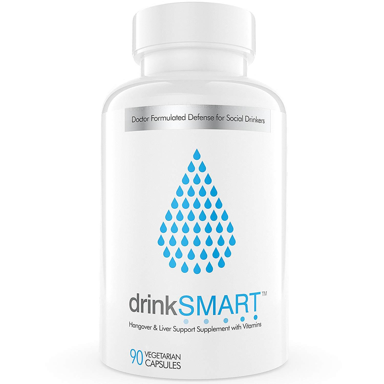 drinkSmart hangover supplement
