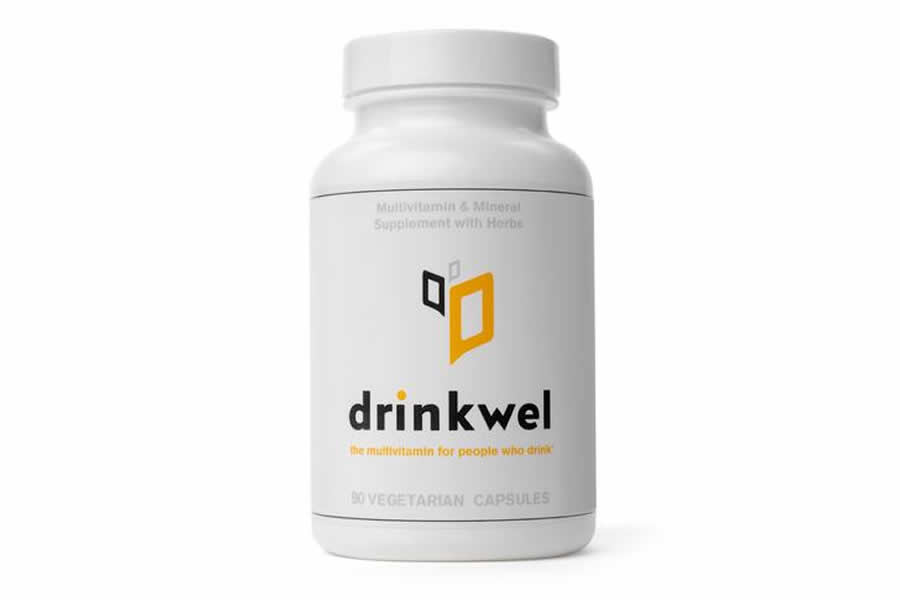 Drinkwel for hangovers