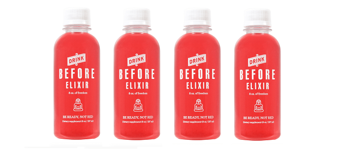 Before Elixir Review – A Good But Pricey Hangover Drink