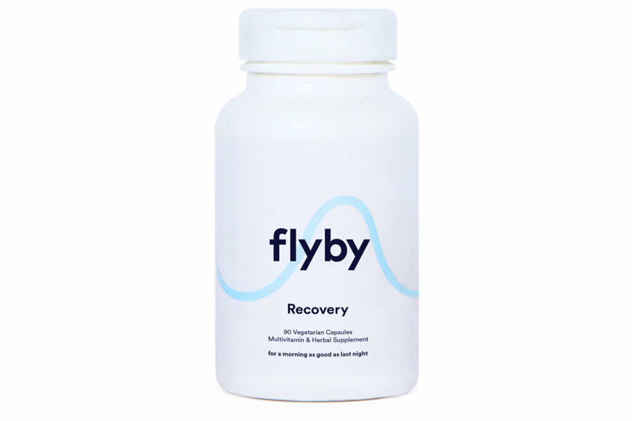 Flyby hangover pill