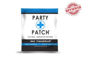 Party Patch Hangover Defense Review