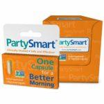 partysmart hangover pills