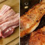 Reduce Bacon Shrinkage