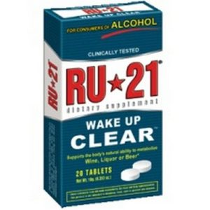 My RU-21 Review: A Russian Hangover Cure Used By The KGB