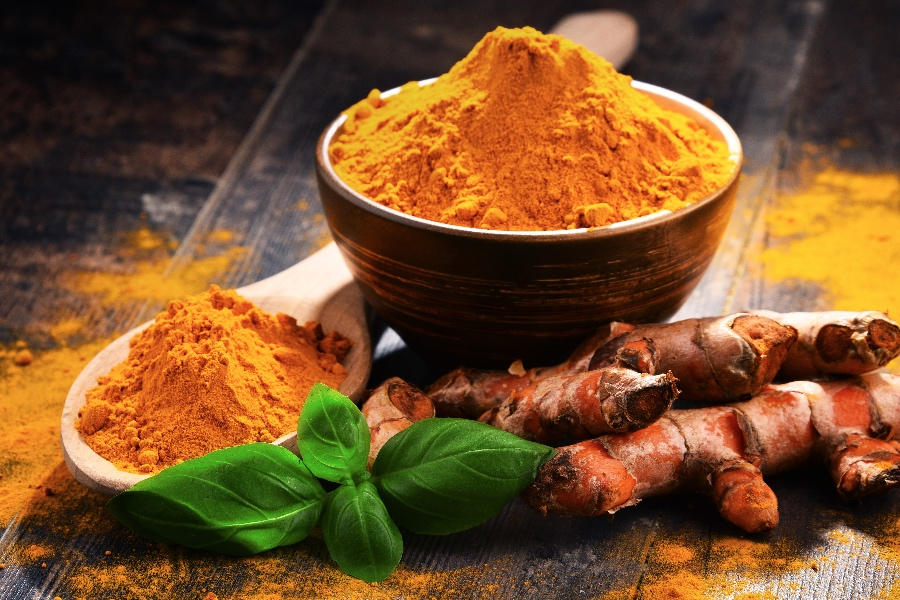 turmeric for hangover