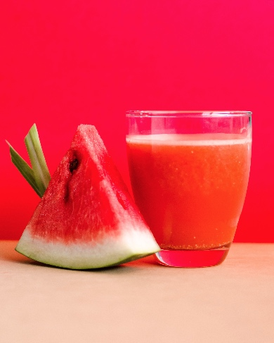 watermelon juice for hangover